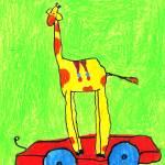 """""""Hollis Zeng 5- My toy"""" by sabahkinderart"""