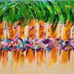 """Flamingo Follies"" by lisapyoung"