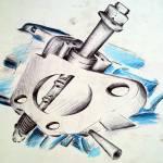 """""""Auto-heart"""" by scott_brown"""