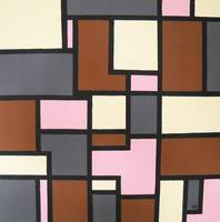 Untitled Blocks Pink/Grey