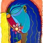 """Flowergirl"" by masud"