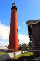 Ponce Inlet Lighthouse in the Afternoon