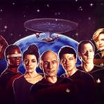 """Next Generation Star Trek"" by MikeCressy"