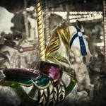 """""""Carousel Horses"""" by gerijuliaj"""