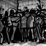 """Riot"" by GavinDobson"