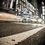 """""""Times Square, NYC 2008"""" by alyssegafkjen"""