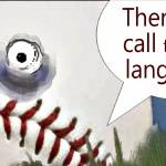 """""""No Call for Foul Language"""" by wingwind"""