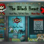 """The Black Heart"" by ArtPrints"