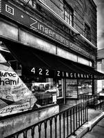 Zingerman's - Black & White