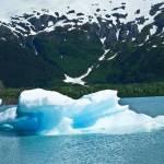 """""""A Portage Glaciar Summer"""" by PerryPullen"""