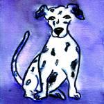 """Dalmatian"" by VanAntwerpArt"