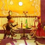 """""""cafenine"""" by markantony"""