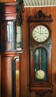 Somebody's Grandfather's Clocks