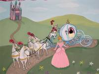 Princess and Carriage