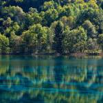 """Nature Scenery in Jiu Zhai Gou, China"" by JuliaHiebaum"