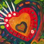 """""""Heart in Heart"""" by SageRose"""