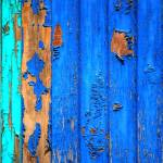 """Weathered Blue Door"" by salvi08"