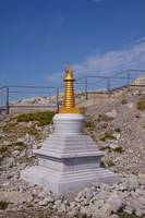 Tibetan Monument on Säntis