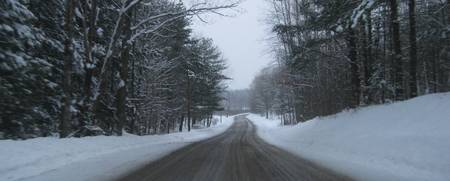 Long Winter Road