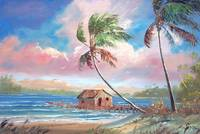 Tropical Boat House