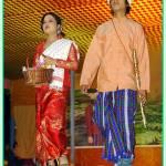 """Khampti couple"" by chowbilaseng"