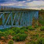"""Rio Grande Gorge Bridge"" by NjordPhotography"
