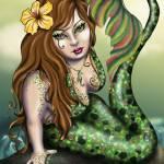 """Noalani Mermaid"" by joellerene"