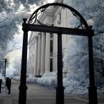 """""""The Arch and Administration Building"""" by neuftoes"""