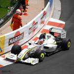 """Rubens Barrichello+BrawnGP"" by trasosworldphotography"
