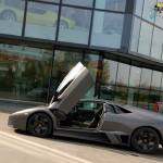 """Reventon in front of Galleria Lamborghini"" by trasosworldphotography"