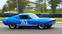 Thoughts of Blue - Mustang GT350