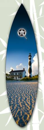 Cape Lookout Surfboard