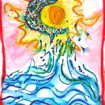 """""""Fishing for the Sun"""" by EdKaitz"""