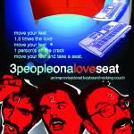 """""""3 People On A Love Seat"""" by milliondollartodd"""