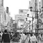 """Mitsukoshi Department Store, Ginza"" by gramturismo"