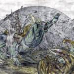 """The Cornered Beast"" by scott_brown"