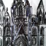 """""""Barcelona Cathedral"""" by scott_brown"""