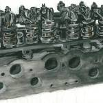 """Cylinder Head"" by scott_brown"