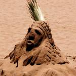 """sand sculpture"" by phototes"