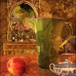 """Still Life With Green Pitcher"" by ArteZoe"