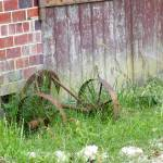 """""""Rusted Wheels"""" by Kimmary"""