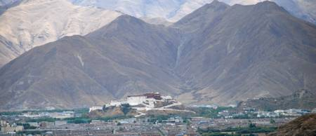 The Seat of the Dalai Lama
