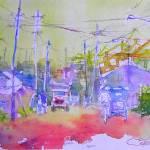 """Harbor of Manilla (Phillipina)"" by geronimo"