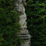 """Garden Statue at Linderhof Castle"" by vicki"