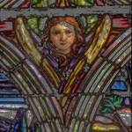 """STAINGLASS ANGEL"" by AES"