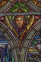 STAINGLASS ANGEL