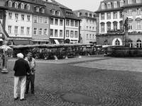 Germany: Heidelberg: City Plaza 01 (2007)