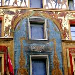 """lucern painted building"" by phototes"