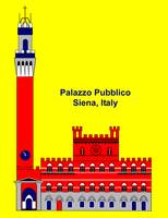 The Palazzo Pubblico Inspiration - Siena, Italy