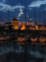 La Rochelle harbour France